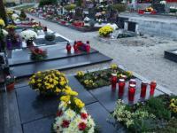 1. november - Dan spomina na mrtve